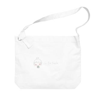 Life style Big shoulder bags