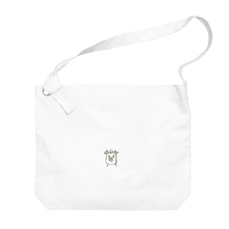 くんくん Big shoulder bags