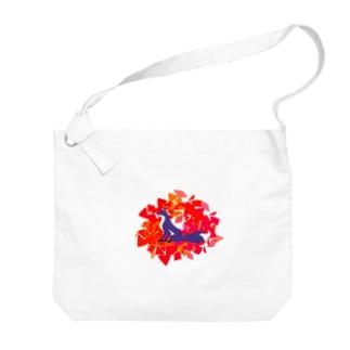 妖狐の思慕 Big shoulder bags