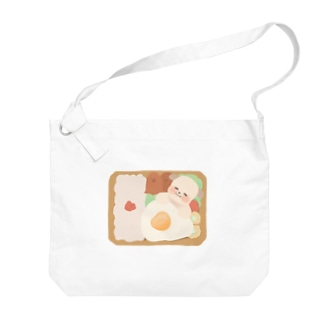 お弁当箱 Big shoulder bags