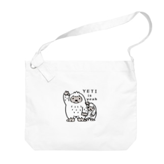 CT94 YETI is yeah*A4000 Big shoulder bags