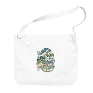 2020クリスマス Big shoulder bags