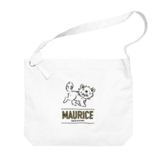 アメリカンカールのモーリス Big shoulder bags