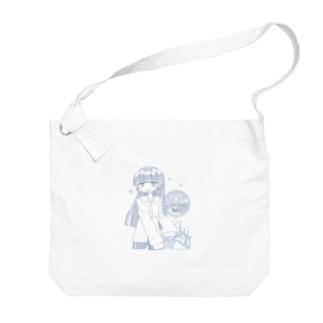 殺伐 Big shoulder bags