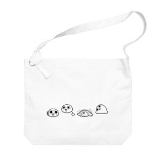 モチゾーズ Big shoulder bags