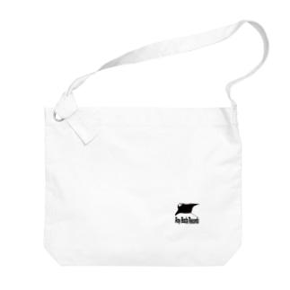 Rayback Records Big shoulder bags