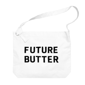 FUTURE BUTTER Big shoulder bags