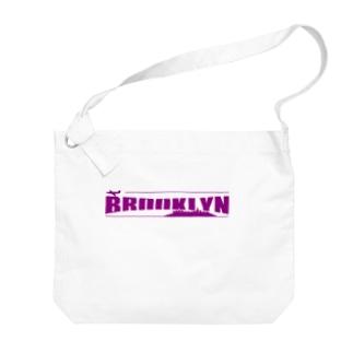 2021 BROOKLYN Big shoulder bags