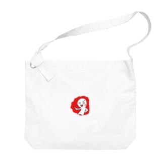 ゲス男 Big shoulder bags