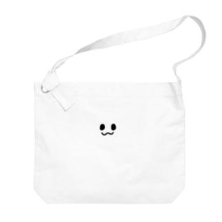 おかおちゃん Big shoulder bags