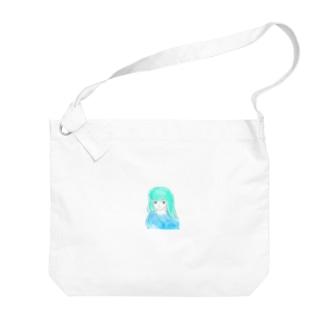 ビーナスちゃん Big Shoulder Bag
