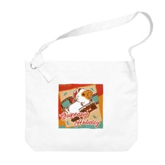 Guineapig Holiday Big Shoulder Bag