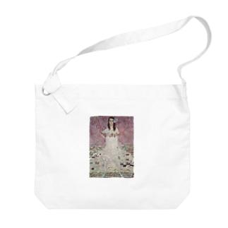 art-standard(アートスタンダード)のグスタフ・クリムト(Gustav Klimt) / 『メーダ・プリマヴェージ』(1912年) Big Shoulder Bag