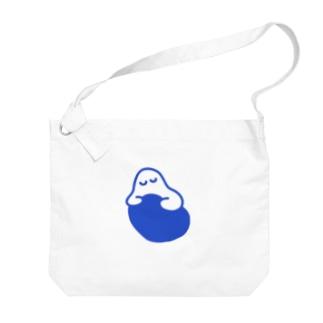 おやすみちゃん Big shoulder bags