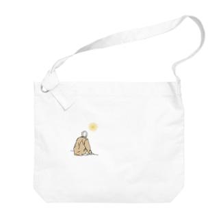 kai_illustrator Big shoulder bags