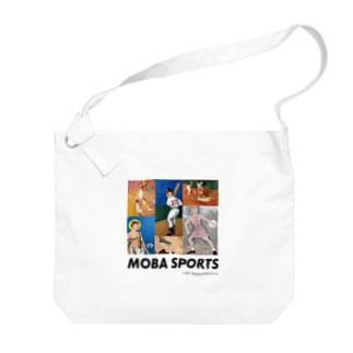 バッドアートスポーツ Big shoulder bags