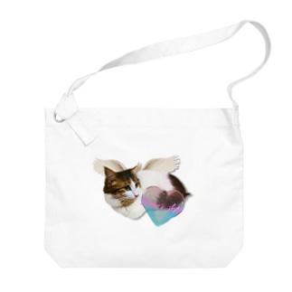 my angel-4 special filter Big shoulder bags