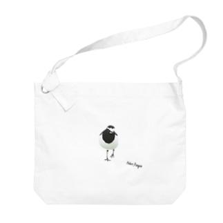 おさんぽ 2 Big shoulder bags