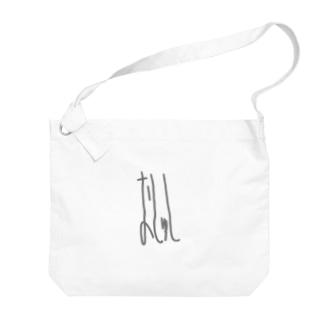 おしゅし Big shoulder bags