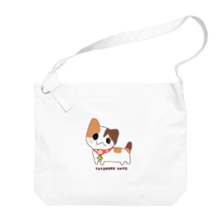 TATAMARU DAYO Big Shoulder Bag