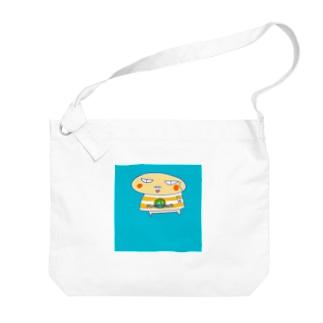 ラグビードーナツ🍩 Big shoulder bags