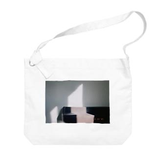 おはよう Big shoulder bags