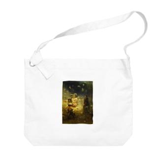 イリヤ・レーピン 《海底の王国でのサドコ》 Big shoulder bags