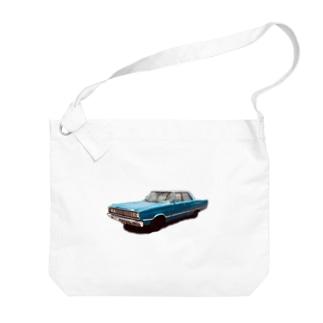 アメリカン車 Big shoulder bags