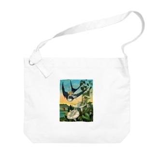 エレナー・ヴェア・ボイル 《おやゆび姫》 Big Shoulder Bag