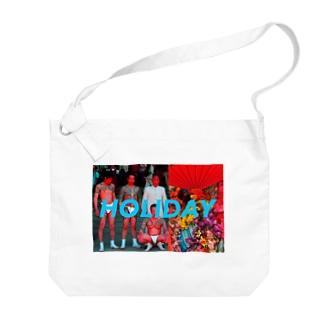 holiday Big shoulder bags