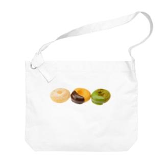 ドーナツたち Big shoulder bags