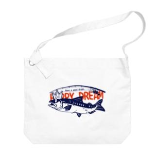 CT143 サモタンの夢 Big shoulder bags