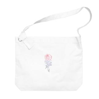 蛇と薔薇 Big shoulder bags