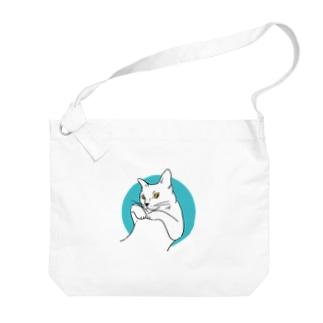 猫のカイ 5 Big shoulder bags
