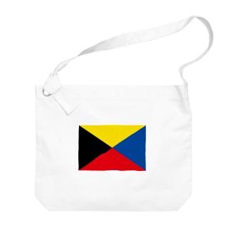 Z旗 Big shoulder bags