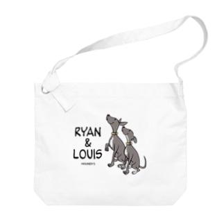 RYANくん&LOUISくん専用 Big Shoulder Bag