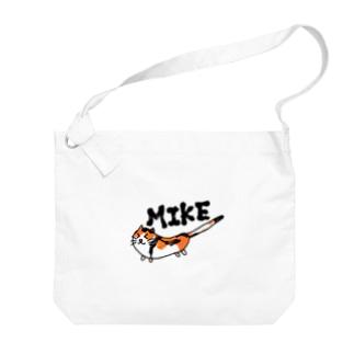 MIKE(みけ) Big shoulder bags