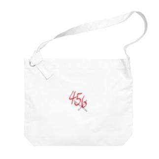 456確定 Design Big shoulder bags