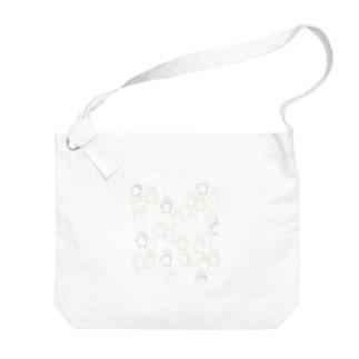 ペンちゃんず(pt2) Big shoulder bags
