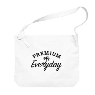 PREMIUM EVERYDAY Big shoulder bags