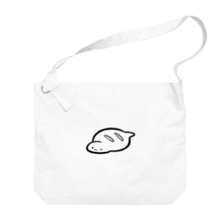つちのこ Big shoulder bags