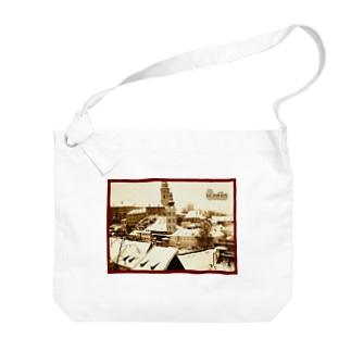 チェコ:チェスキー・クルムロフ城 Czech: Krumlov Castle Big shoulder bags