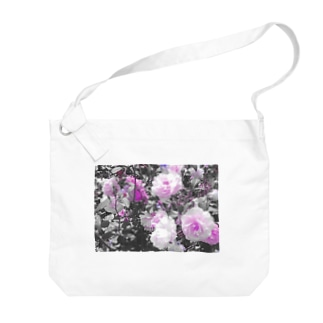 薔薇 Big shoulder bags