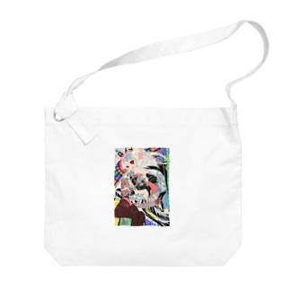 ハラキリガール(Harakiri Girl) Big shoulder bags