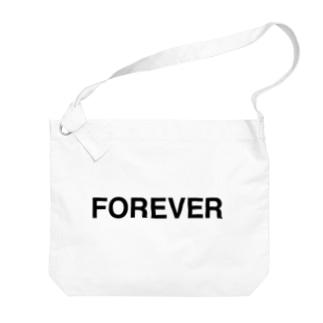FOREVER-フォーエバー- Big Shoulder Bag