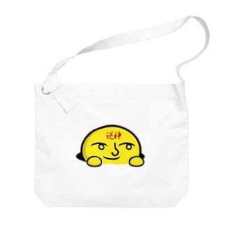 ぽんぽんさんのぽんぽんさん Big shoulder bags