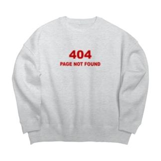 [404] NOT FOUND Big silhouette sweats