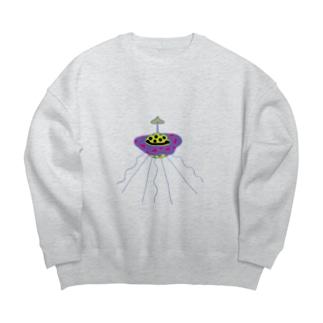 UFO Big silhouette sweats