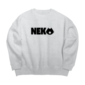 NE-KO Big silhouette sweats