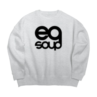 eqsoup xxx 001 Big silhouette sweats
